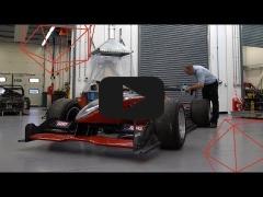 Embedded thumbnail for Artec Leo & Artec Ray 3D сканирование гоночного автомобиля формулы менее чем за 1 час