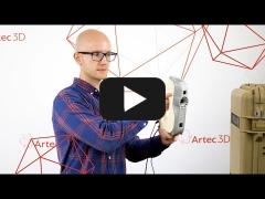 Embedded thumbnail for 3D сканирование объекта с помощью Artec Eva