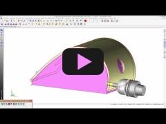 Embedded thumbnail for Разработка процесса механической обработки барного стула (Часть 2)