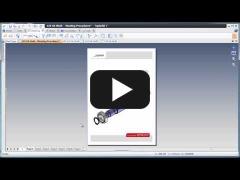 Embedded thumbnail for Создание высококачественного представления в TopSolid'Design
