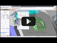Embedded thumbnail for Индексирование оси TopSolid'Cam