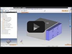 Embedded thumbnail for Простые механизмы в TopSolid'Design