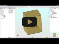 Embedded thumbnail for Сравнение работы TopSolid 6 и TopSolid 7. Ограниченный параллелепипед.