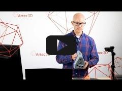 Embedded thumbnail for Как просто сканировать объекты с помощью Artec Space Spider