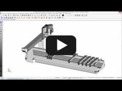 Embedded thumbnail for Разработка процесса механической обработки по шаблону в TopSolid