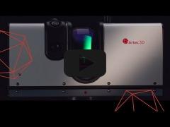 Embedded thumbnail for Обзор промышленного лазерного 3D-сканера Artec Ray